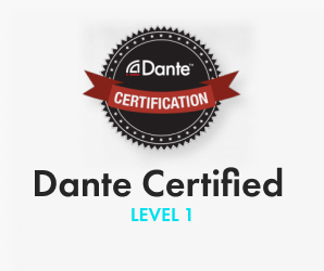 DANTe Certified. LEVEL 1