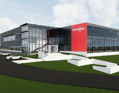 EAV chosen as Technology Integrator for Bystronic US Experience Center