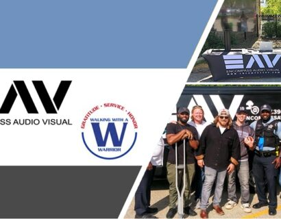 EAV and Walking With a Warrior Team Up with Chicago Police Department