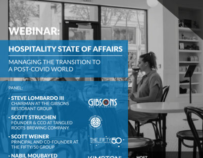 WEBINAR: Hospitality State of Affairs — Managing the transition to a post-COVID world